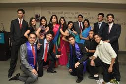 Indian School of Business and Finance (ISBF) Students