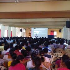 Chaitanya Bharathi Institute of Technology (CBIT) Seminar Hall