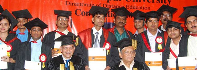 Apex India Vidhyapeeth Convocation