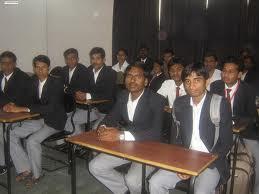Audyogik Shikshan Mandal's (Institute of Management & Computer Studies) Classroom