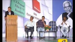 L V Prasad Film and TV Academy Guest Lecture