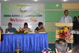 Indira School of Communication (ISC) Annual Function