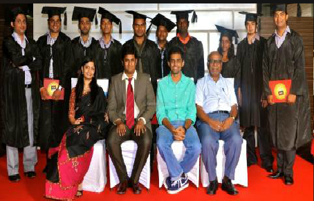 Flash Frame Visuals Academy of Film & Video Editing Convocation