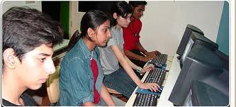 Delhi Film Institute Computer Lab