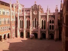 St. Xaviers College - Mumbai Building