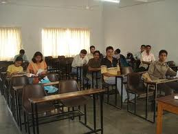 Sinhgad College of Architecture Classroom