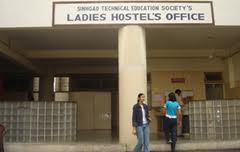 Sinhgad College of Architecture Hostel