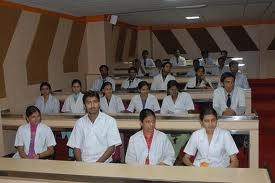 Garden City College Classroom