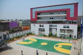 Garden City College Playground