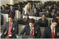 Bangalore City College Computer Lab