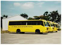 Bangalore City College Transport