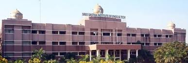 Sree Sastha Institute of Engineering & Technology Building