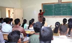 Sree Sastha Institute of Engineering & Technology Classroom