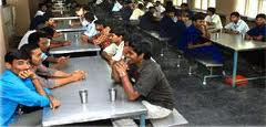 Sree Sastha Institute of Engineering & Technology Mess Hall