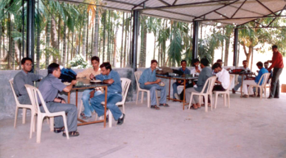 GSS Institute of Technology Canteen