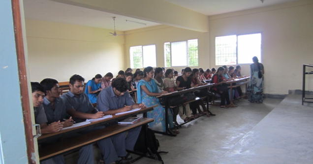 GSS Institute of Technology Classroom