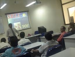 Central Institute of Tool Design Classroom