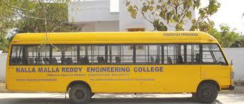 Nalla Malla Reddy Engineering College Transport