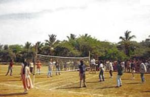 Premlila Vithaldas Polytechnic Ground