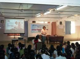 Premlila Vithaldas Polytechnic Students Presentation
