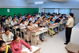 Thakur College of Science & Commerce Classroom