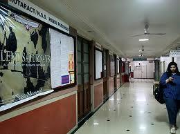 Jai Hind College Corridor