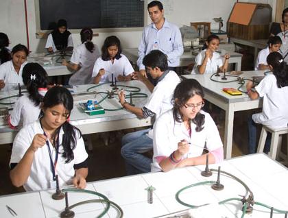 Jai Hind College Laboratory