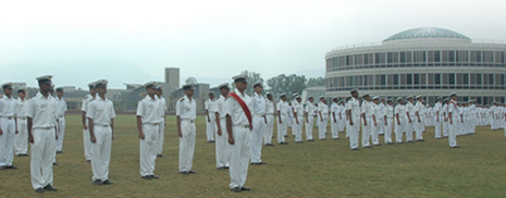 Samundra Institute of Maritime Studies Sports Ground