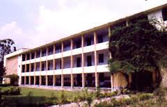 Ramakrishna Mission Residential College Building