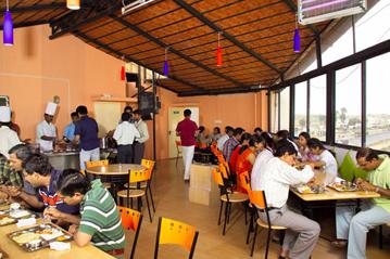 Bangalore Management Academy (BMA) Canteen