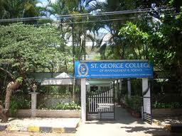 St.George College of Management Science & Nursing Building