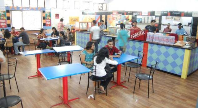 Dalmia College Canteen