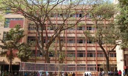 Prahladrai Dalmia Lions College of Commerce and Economics Building