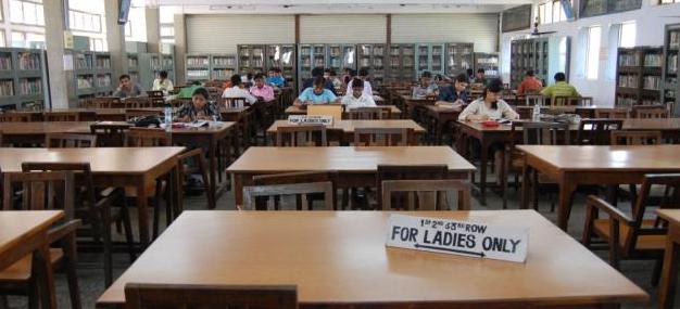 Prahladrai Dalmia Lions College of Commerce and Economics Library
