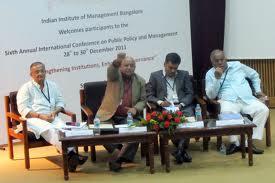 IIM Bangalore Seminar