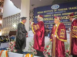 Indian Institute of Foreign Trade Convocation Day