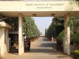 Xavier Institute of Management Campus Gate