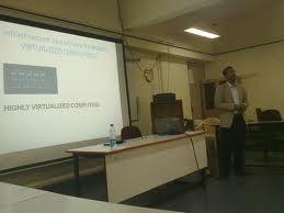 Mr Sudip Mazumder an SJMSOM