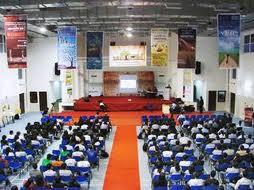 Goa Institute of Management Auditorium