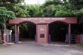 Indian Institute of Forest Management (IIFM) Campus Gate