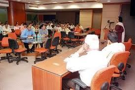 Welingkar Institute Conference Meeting