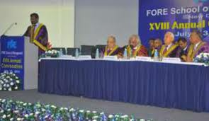 Fore School of Management Convocation Day