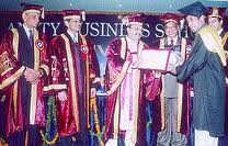 Amity Business School Convocation Day