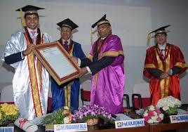 Gitam Institute of Management Convocation Day