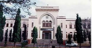 Osmania University Main Building