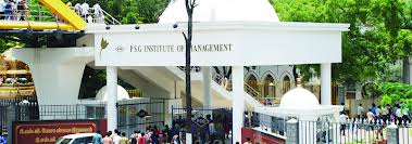 PSG Institute of Management Entrance Gate