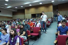 Jaipuria Institute of Management Lucknow Campus Auditorium