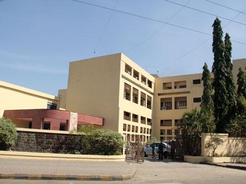 SIES College of Management Studies Main Building