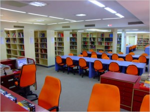 SIES College of Management Studies Library