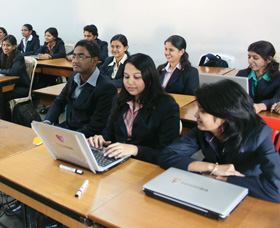 SIES College of Management Studies Lecture Hall
